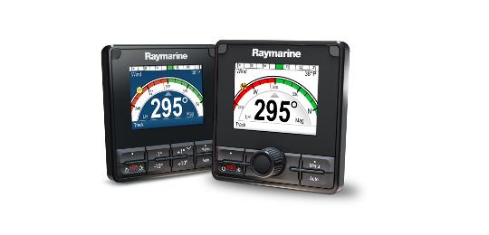Raymarine p70s kontrollpanel