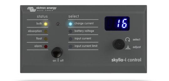 Skylla charger-i