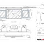 SPH-4Xi Technical Drawing